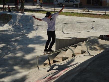 Skate park puerto escondido