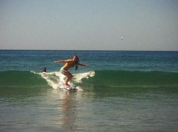 Surf Lessons – So much fun, it's contagious!