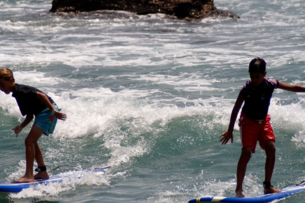 Got Kids?  We can teach them to surf!