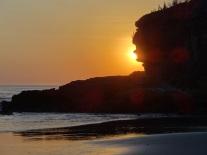 sunset gigante