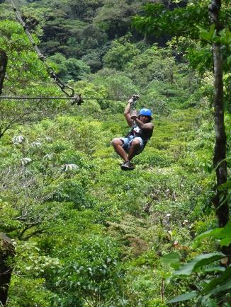 canopy tour monteverde