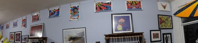 Julio Art Posters Zicazteca Surf School