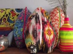 surfboard travel pillows in the shop