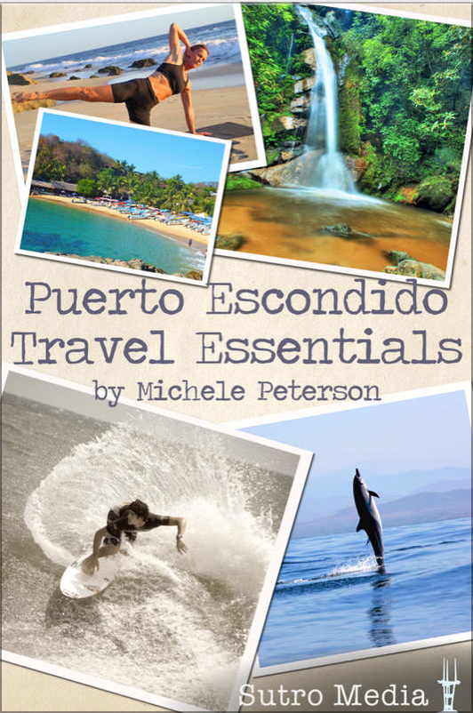 Puerto Escondido Travel Essentials app