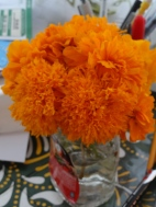 day of the dead flower