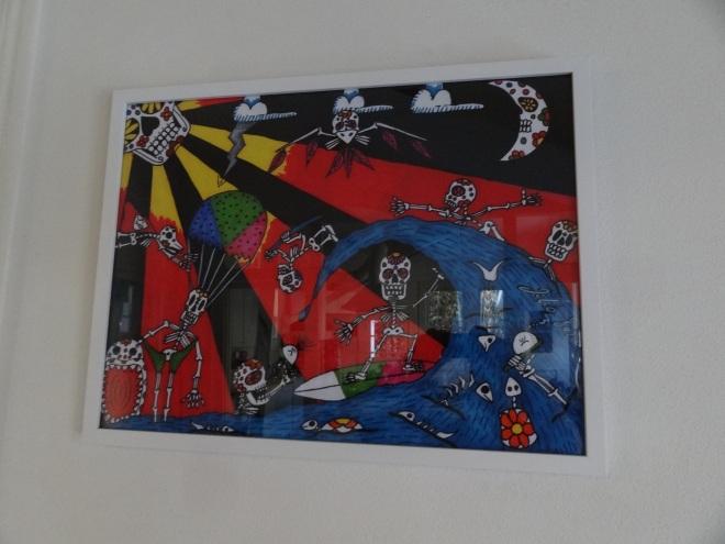 Julio's art - poster