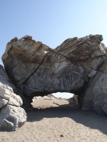 heart shaped bridge